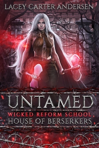 1.UNTAMED - House of Berserkers ebook cover