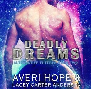 Deadly Dreams- Audiobook- Rebranding