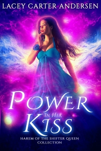 Power in Her Kiss Collection- New